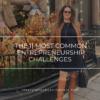 The 11 Most Common Entrepreneurship Challenges