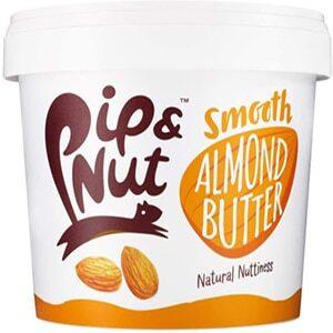 Pip Nut Smooth Almond Butter 1kg Vegan