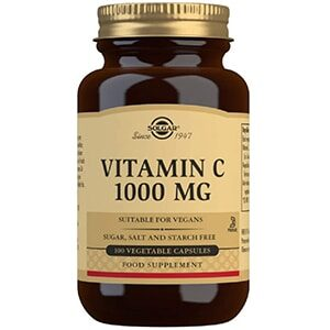 Solgar Vitamin C 1000mg