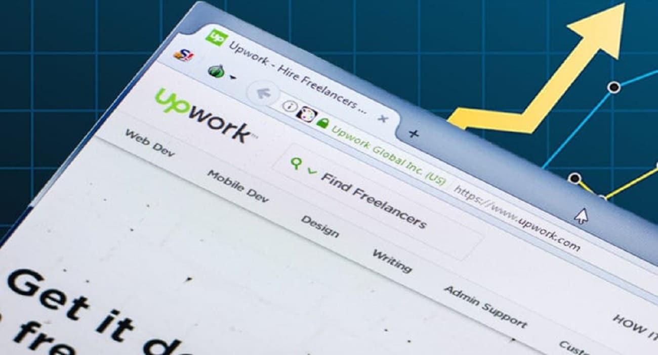 Upwork акции