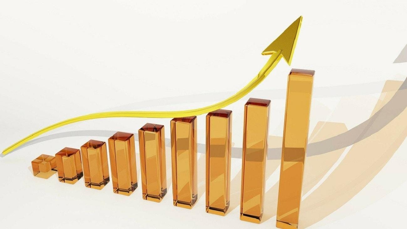 растеж в акциите