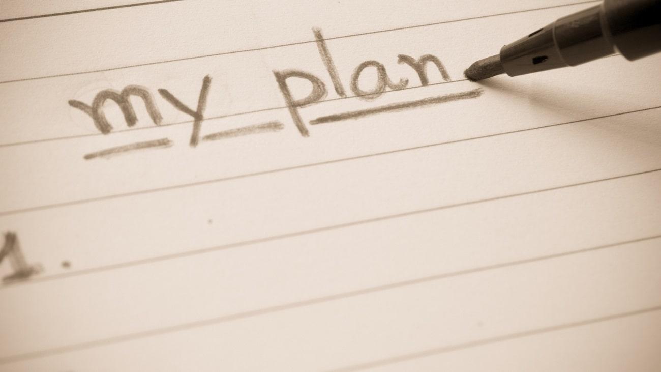 Goal Setting Planning