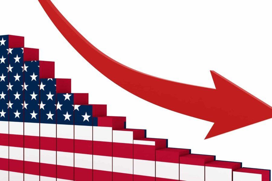 Залязващата Икономика На Америка И Възходът На Китай